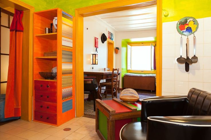 Airbnb Alfama Lisbon