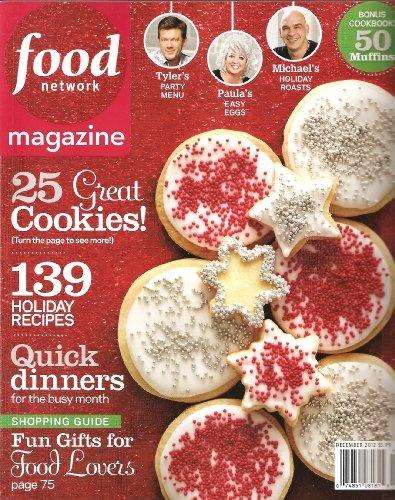 33 best magazines food network images on pinterest food network excellent recipes from food network magazine december 2012 forumfinder Choice Image