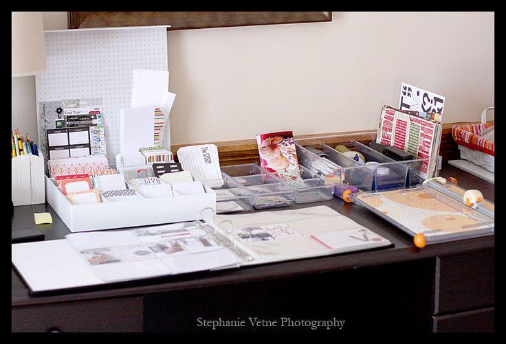 Stephanie Vetne Project Life Storage: Organizations Projects, Organizations Scrapbook, Organizations Organizations, Organizations Ideas Households, Storage Organizations, Organizations Tables, Organizations Studios, Life Organizations, Life Storage