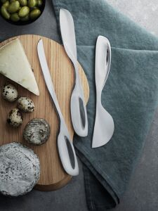Stunning Georg Jensen Cheese Knives. We have them in stock and ready for you. @www.blomsterdesigns.co.uk