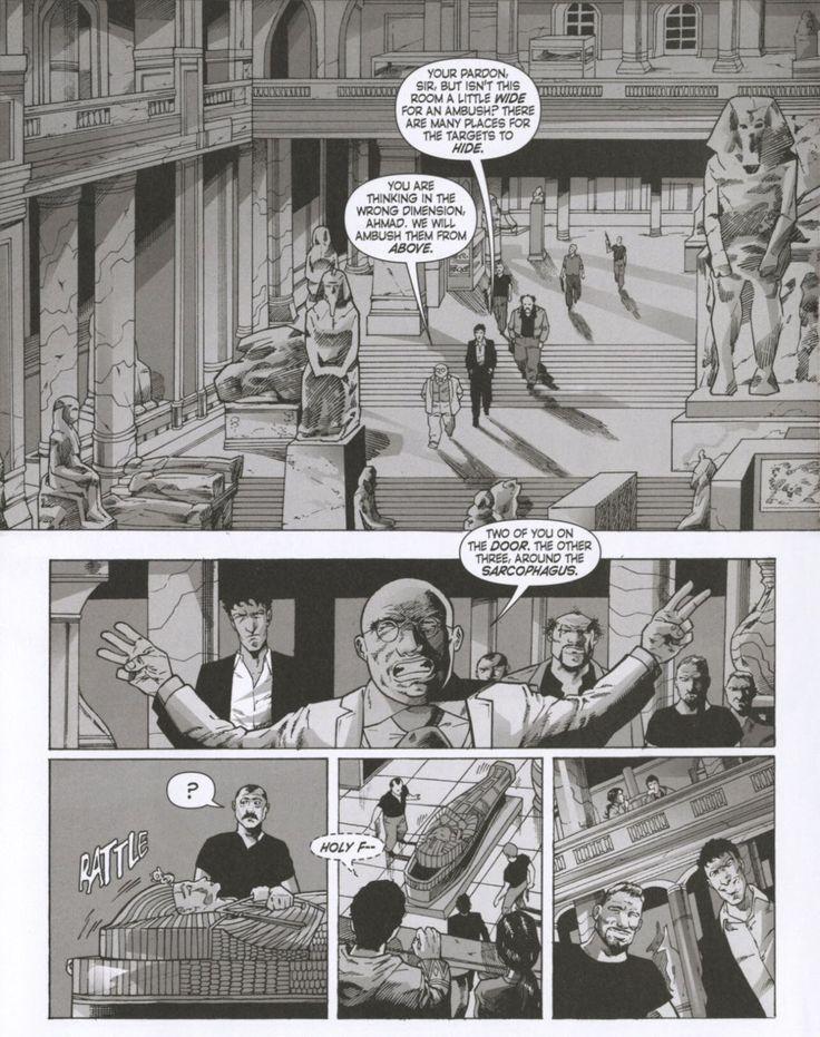 Cairo TPB - Read Cairo TPB comic online in high quality