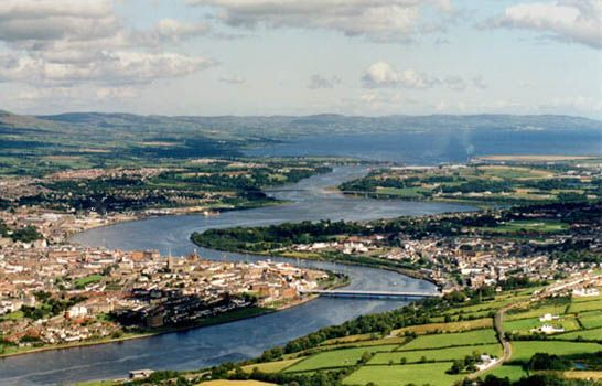 Situated on the banks of River Foyle, Derry is the second largest city in Northern Ireland and one of the oldest inhabited places in the whole island of Ireland.