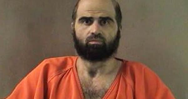 "Convicted Fort Hood shooter Nidal Hasan says he will go on a ""hunger strike"" to protest ""America's hatred"" for Sharia law. The Nov. 5, 2009, terror attack at Fort Hood, Texas, killed 13 and wounded…"