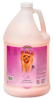 BIOGROOM Silk Creme Rinse - Gallon from King Wholesale Pet Supplies