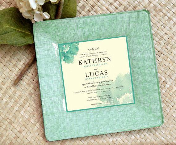 1000 Ideas About Wedding Invitation Keepsake On Pinterest: 17 Best Ideas About Decoupage Plates On Pinterest
