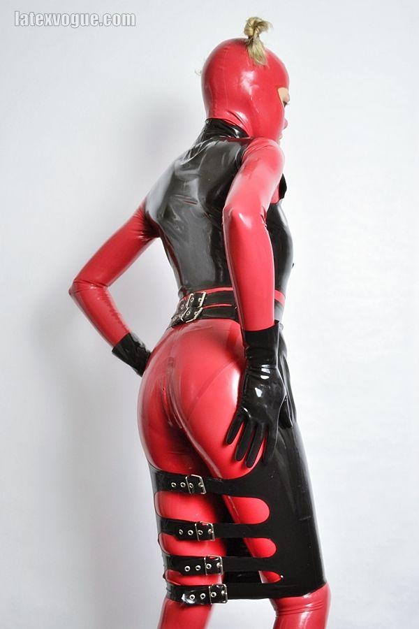 Latex spank skirt with buckles on zipperless neck entry catsuit :) More at: http://www.latexvogue.com/  _ _ _ _ _ _ _ _ _  #Blacklatex, #Designer, #Fetish, #Fetishfashion, #Gummi, #Heavyrubber, #Latex, #Latexdesigner, #Latexfashion, #Latexfetish, #Latexgirl, #Latexshop, #Latexvogue, #Rubber, #Rubberrized