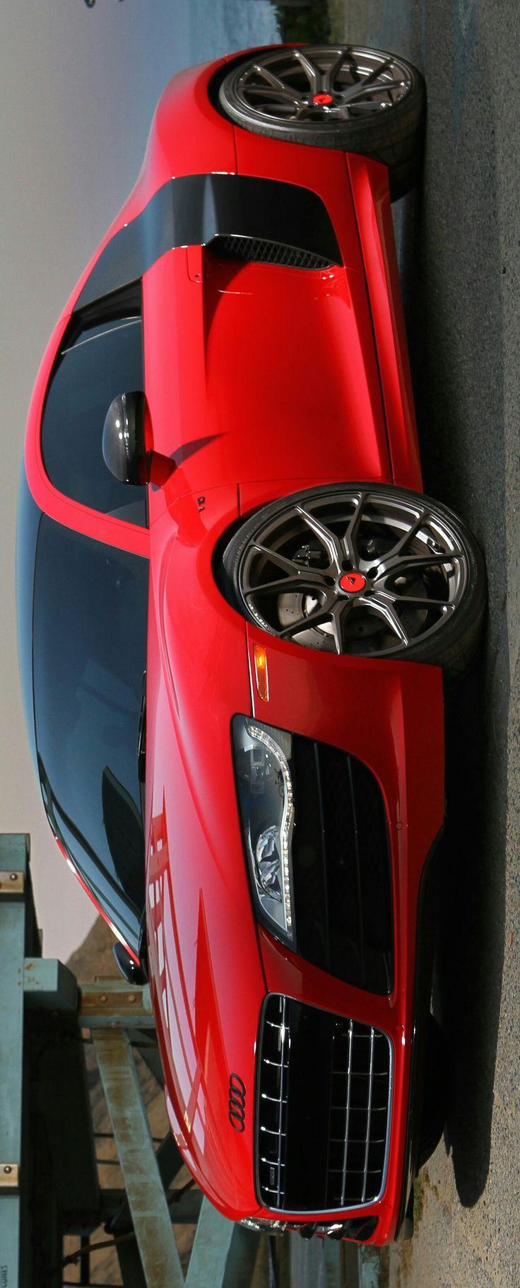 Vorsteiner Audi R8 Carbon Graphite by Levon