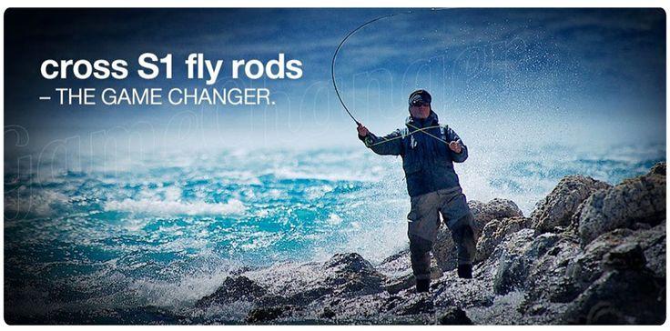 Fly Fishing. Cross S 1. Loop Canada