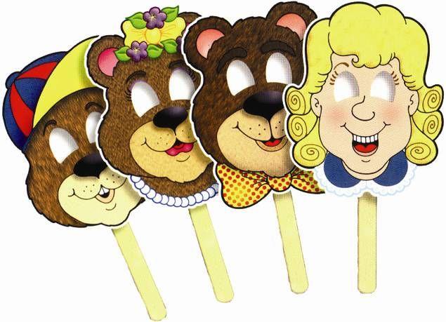 goldilocks and the three bears porridge - Google Search