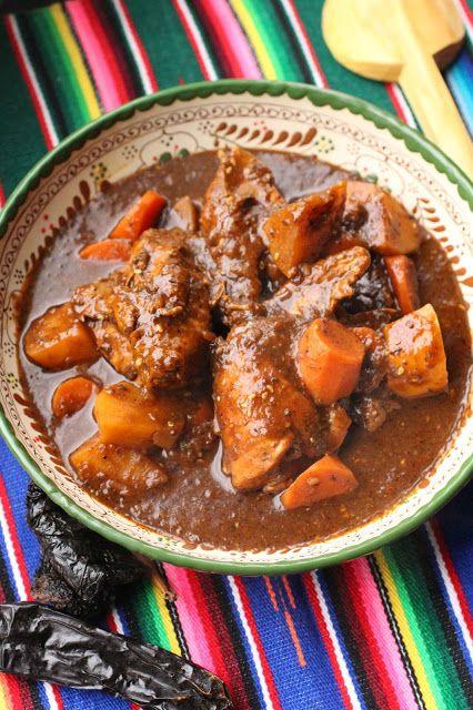 poulet pepian recette guatemala