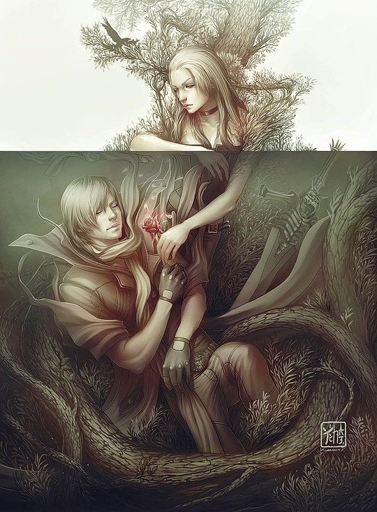 Must See Concept Art By Valentina  I Love The Very Lady Of The Lake