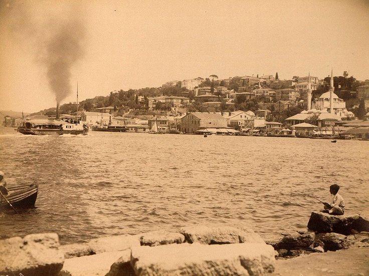 #Üsküdar (1880'li yıllar?) #istanbul