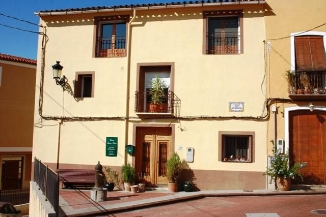 Country house for sale in Castell De Castells, Alicante, Spain