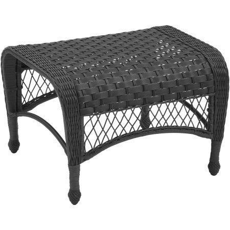 W OLD WICK CHAIR PAINT BLACK 2984 Mainstays Steel
