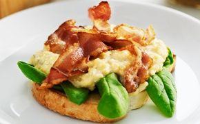Munakokkeli / Scrambled eggs