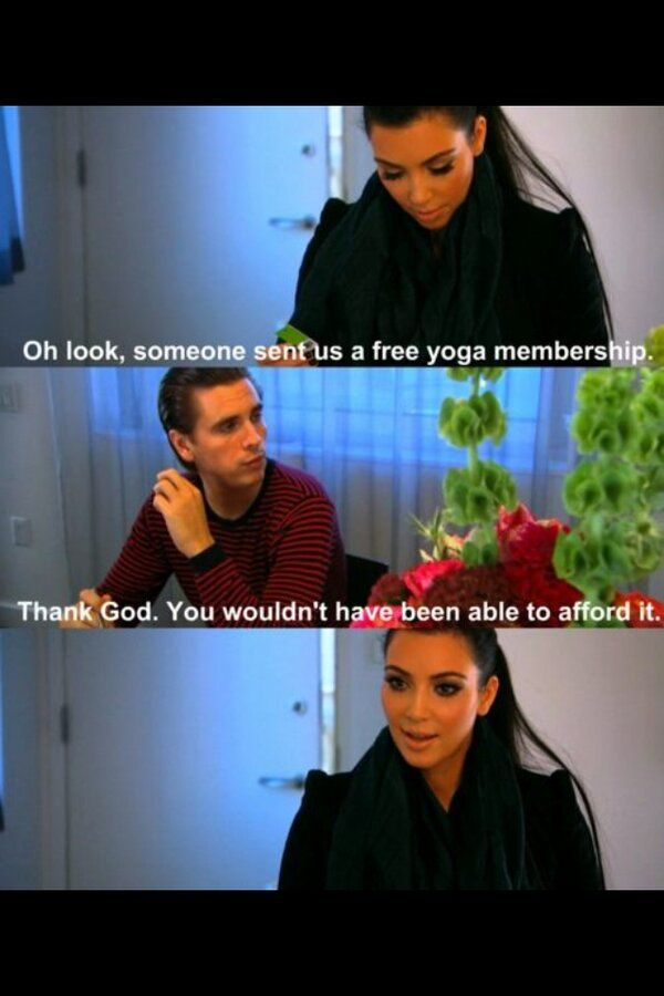 Scott Disick may be a giant douchebag, but he is HILARIOUS. 16 Times Scott Disick Totally Owned The Kardashians