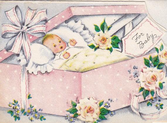 457 best Bébé et naissance images on Pinterest Post cards vintage - free printable congratulations baby cards