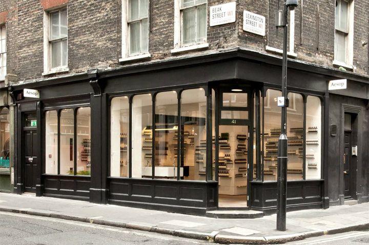 Aesop store London