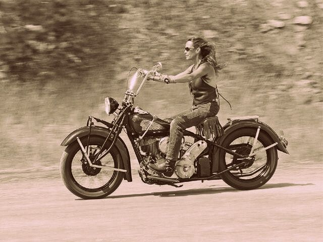 Girls And Bikes Pics - Page 1342 - Advrider  Girls On -9865