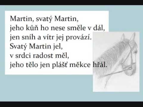 Martinská slavnost - Martin, svatý Martin