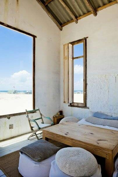 Beach house, Uruguay