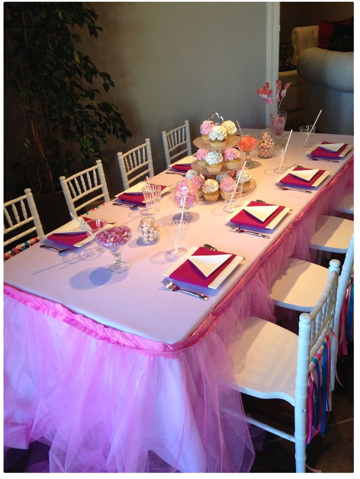 154 best images about tablescapes for a princess party on