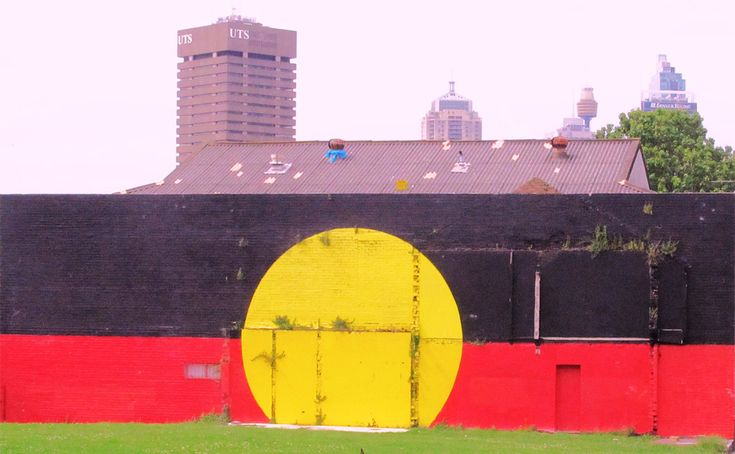 australia day flag racist