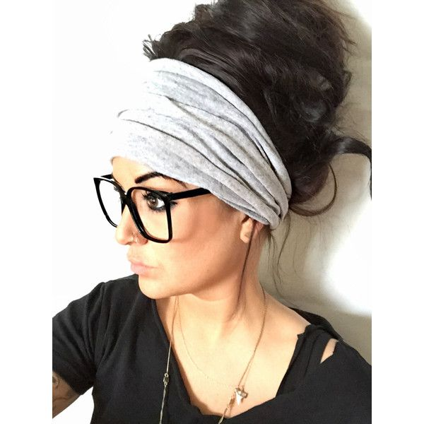 As seen on teen mom 2's chelsea houska! Made from cotton jersey mix fabric super soft & stretchy & made to fit any size head perfect for college days, late day…