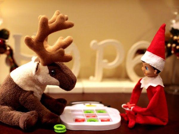 elf on the shelf 3 600x450 parenting holidays christmas  9 Awesome Elf on the Shelf Ideas