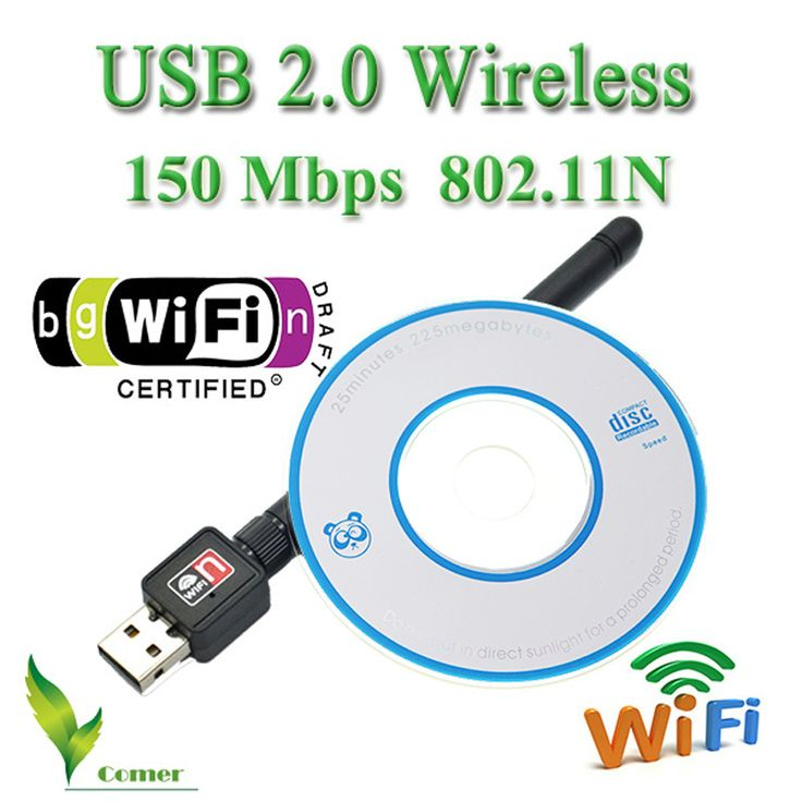 Cheap antenna rotator, Buy Quality antenna web directly from China antenna support Suppliers:  100% Original Mini 150M USB WiFi adapter Wireless Network Card LAN Adapter WIFI Antenna Computer Accessories+Software D
