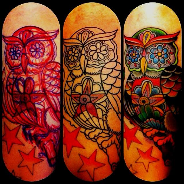 Chris Stuart Ace Custom Tattoos Charlotte, NC