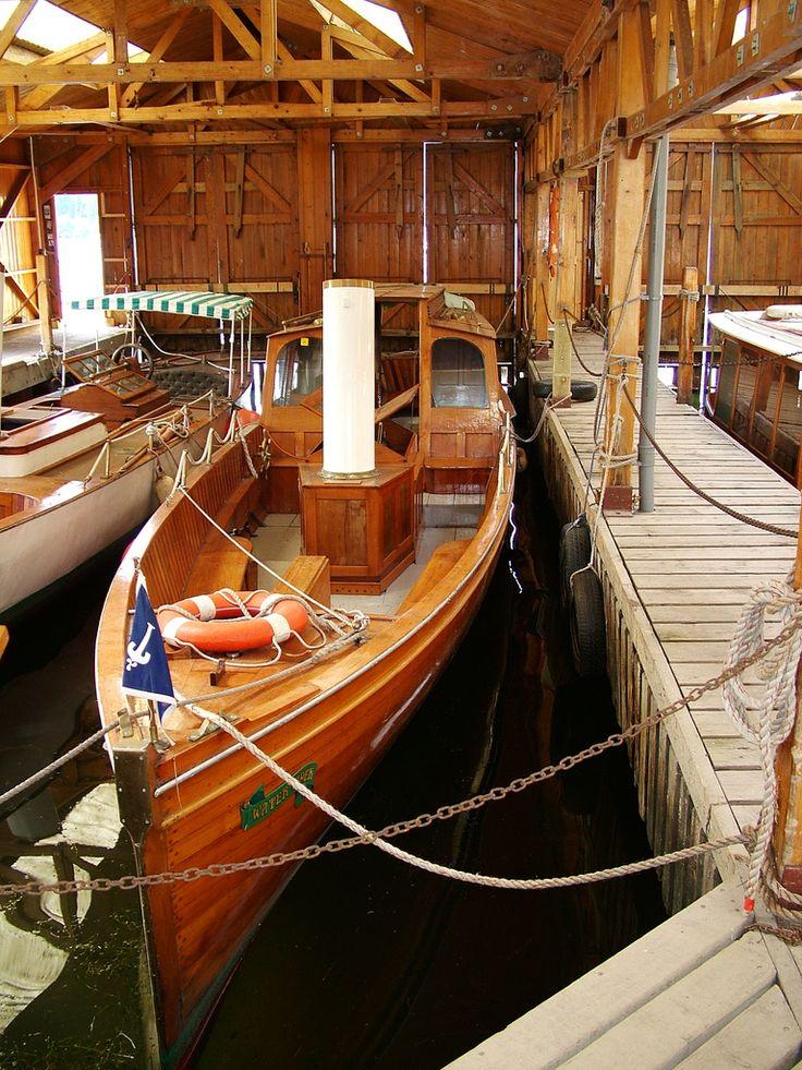 Water Viper steam boat   von mickyman13