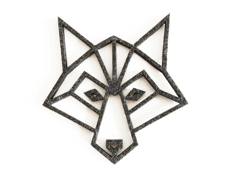 Ber ideen zu geometrische wand auf pinterest for Geometrische deko