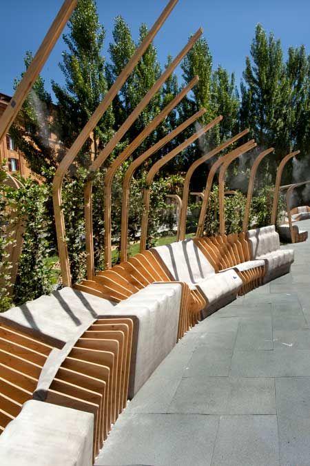 UNIRE/UNITE: Urban Movement Design in the MAXXI piazza