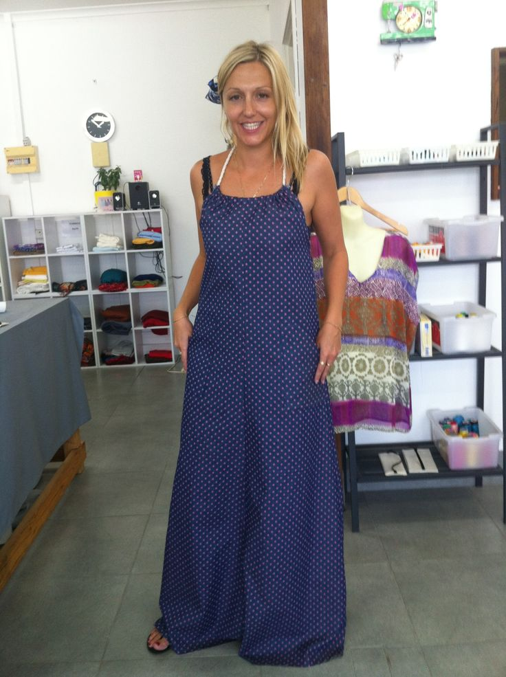 Learn to sew! 'Easy Summer Dress' project