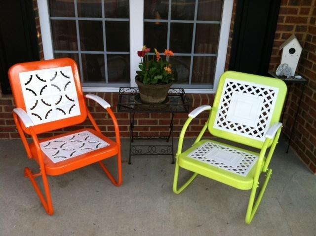 Best 25 Vintage metal chairs ideas on Pinterest Vintage patio