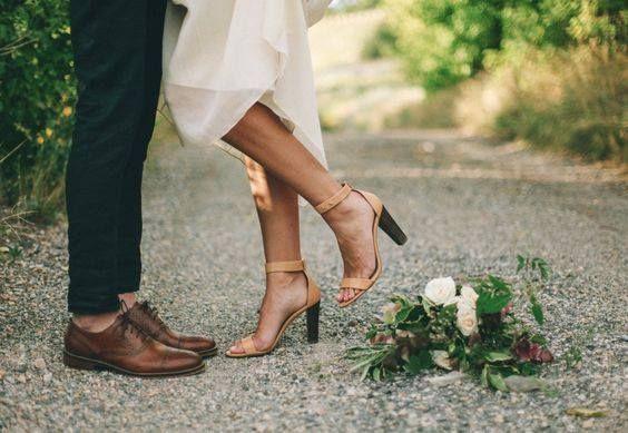 Como fazer quando a noiva é mais alta que o noivo?