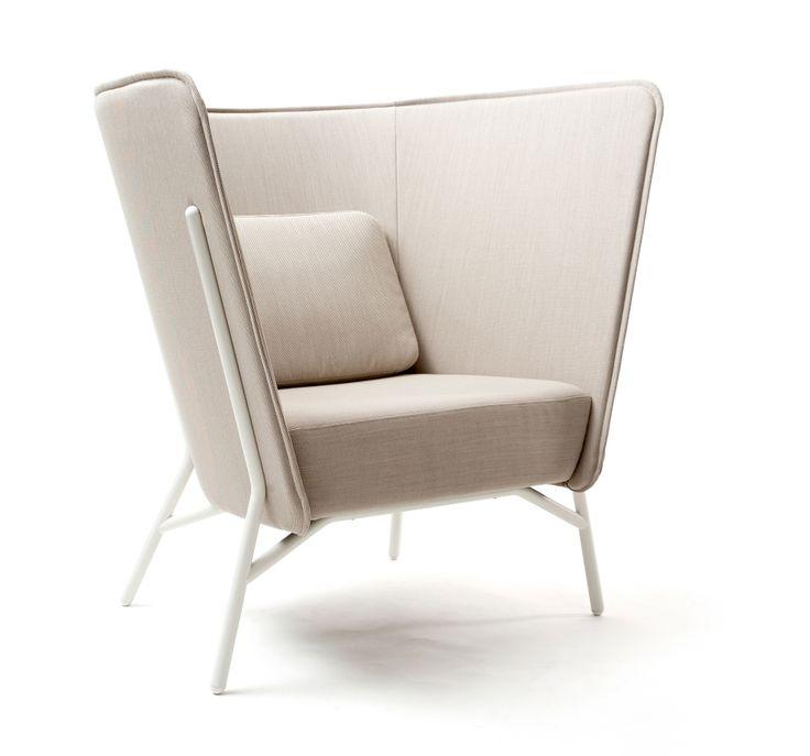 Aura Chair Easy chair. Designed for Inno by Mikko Laakkonen.