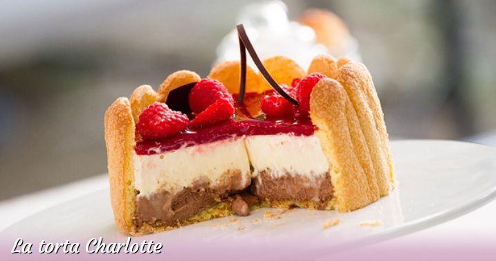 La ricetta della Torta Charlotte di Ernst Knam del 11 settembre 2015 - Bake Off Italia 3
