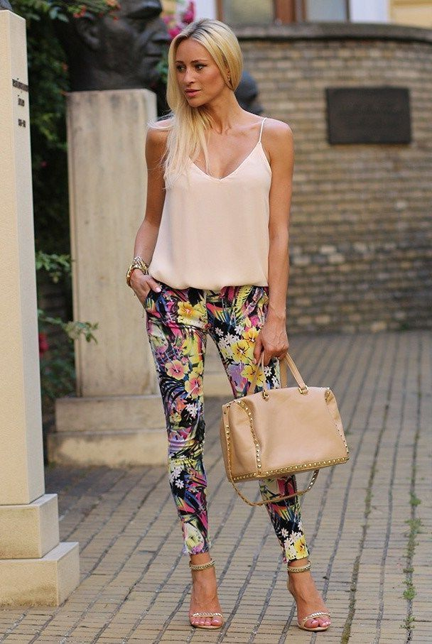 foto de Head Turning Casual Summer Style 2017 Stylish spring outfit Trendy outfits Fashion