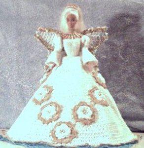 Free Crochet Angel Doll Pattern : 17 Best images about Crochet...Keeping Barbie In Style on ...