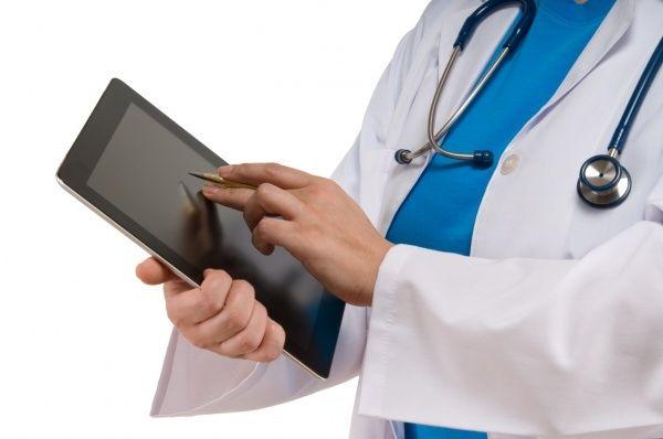 Para los médicos, las ventajas de las tabletas son infinitas #mhealth