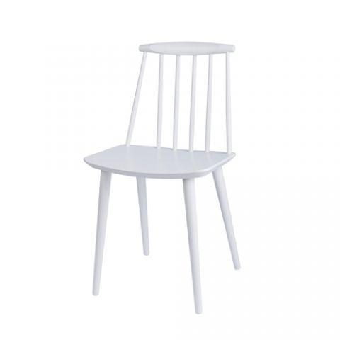 FDB J77 - stol.  4 eller 6 lækre, fine og ENS spisebordsstole. Gerne genbrug/lopppefund, men skal se ordentlige ud og være velholdte.