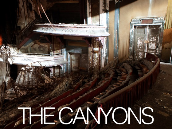 The Canyons is a contemporary thriller written by Bret Easton Ellis (Less Than Zero, American Psycho, etc.) to be directed by Paul Schrader (Taxi Driver, Raging Bull, Affliction, Auto-Focus, etc.)  The Canyons documents five twenty-something's quest for power, love, sex and success in 2012 Hollywood.