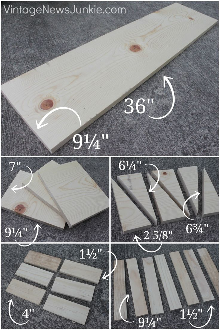 Get Organized: Diy Wood Mail Sorter Plans and Tutorial