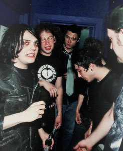 My Chemical Romance in their early Revenge era <3 (my first pin in a while! Hope to get pinning again XD)