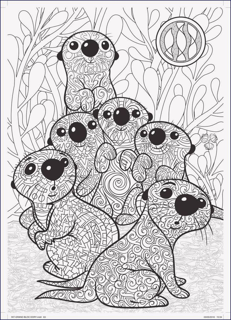eule mandala ausmalbild / mandala malvorlagen tiere