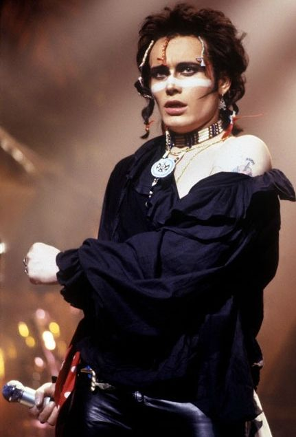 Adam Ant/ New Romantic