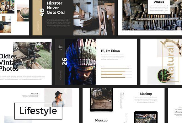 VINSCO - Keynote Template  by TempLabs on @creativemarket