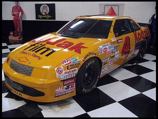 1991 Chevrolet Lumina NASCAR